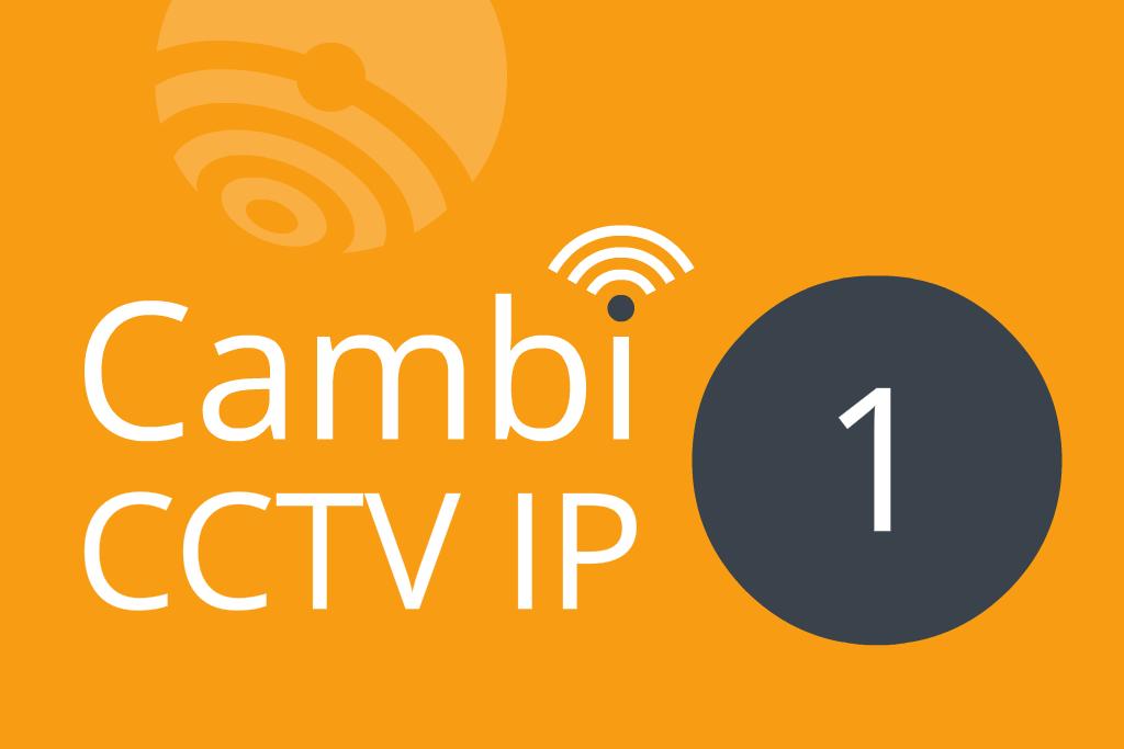 oferta Cambi CCTV IP 1