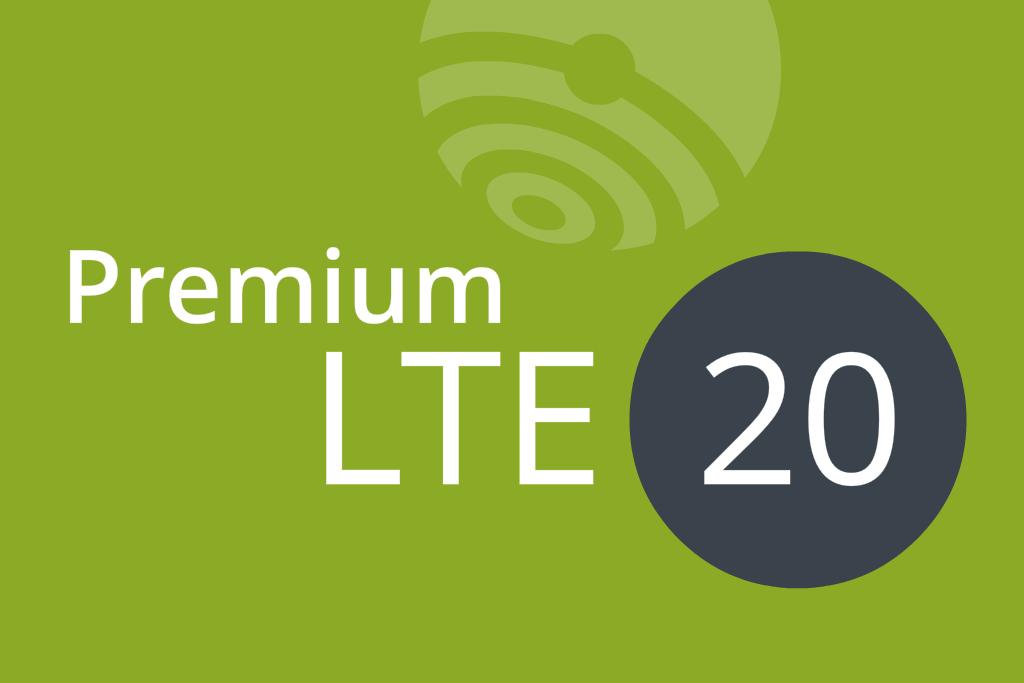 oferta Premium LTE 20